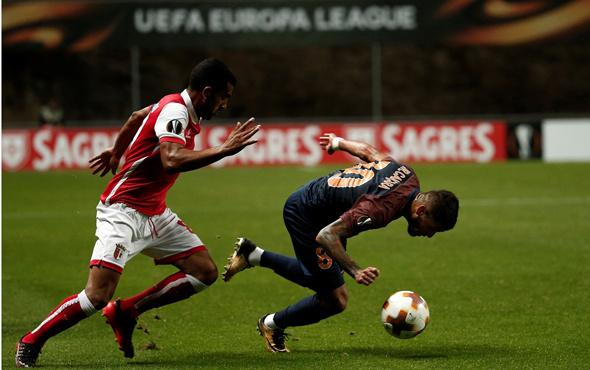 Başakşehir-Braga maçı biletleri satışta