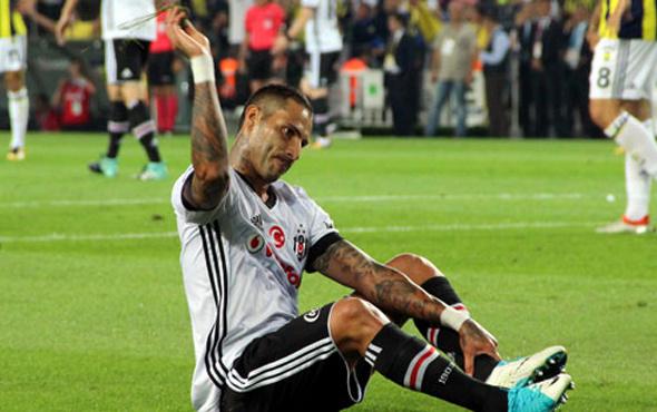 Beşiktaş'ta 5 önemli isim kadroya alınmadı