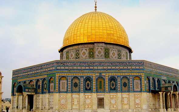 Mescid-i Aksa ve Kubbet-üs Sahra farkı nedir? Hacer-i Muallak taşı