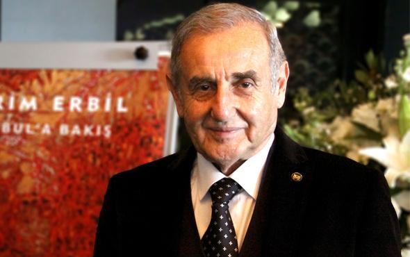 Devrim Erbil'den İstanbul'a yakın bir bakış