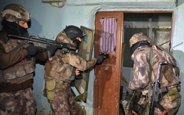 Adana'da DEAŞ operasyonu çok sayıda gözaltı var