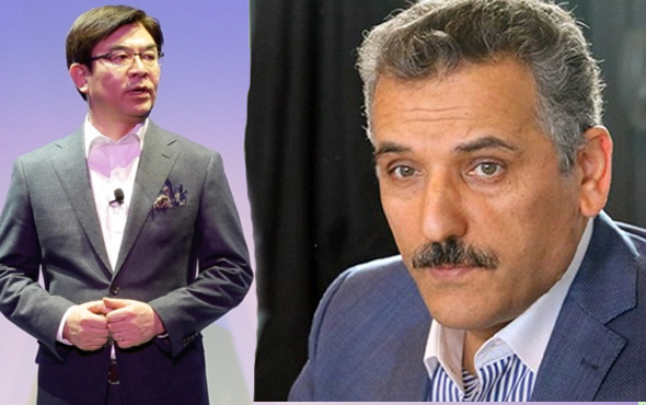 Samsun Valisi Osman Kaymak'a Samsung'tan cevap
