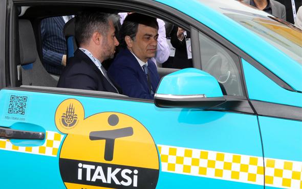 İtaksi nedir İstanbul'da yeni dönem başladı