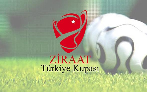 Ziraat Türkiye Kupası'nda tur atlayan takımlar