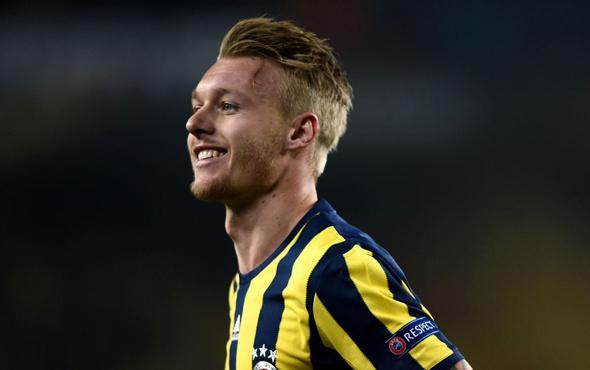 Fenerbahçe'ye Simon Kjaer'den kötü haber