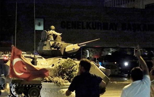 FETÖ'nün 15 Temmuz'da kaç asker kullandığı ortaya çıktı