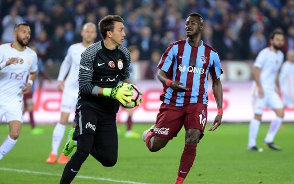 2016-2017 Galatasaray 0-2 Trabzonspor maç özeti