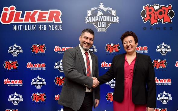 Ülker League of Legends Şampiyonluk Ligi'nin sponsoru oldu