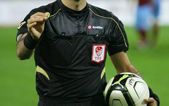 Süper Lig'de 23. hafta hakemleri açıklandı