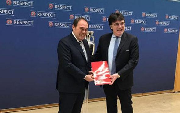 TFF EURO 2024 için resmi başvurusunu yaptı