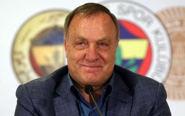 Advocaat'tan Fenerbahçe'ye ilginç teklif!