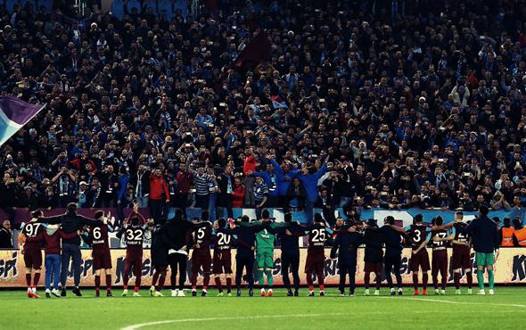 Trabzonspor'dan desibel rekoru denemesi