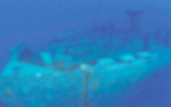 Çin'de batık gemilerden hazine çıktı
