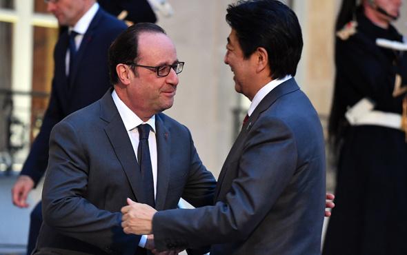 Fransa ve Japonya'dan ortak nükleer imza