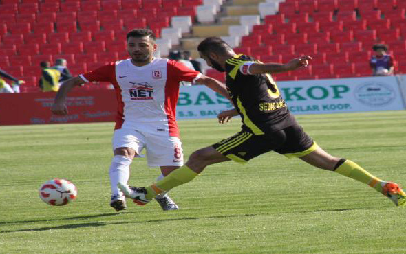 Malatyaspor deplasmandan 1 puanla ayrıldı