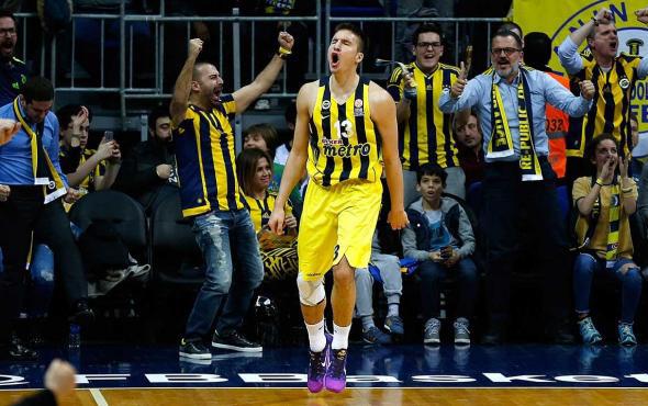 Fenerbahçe'nin Avrupa'da rakibi Baskonia