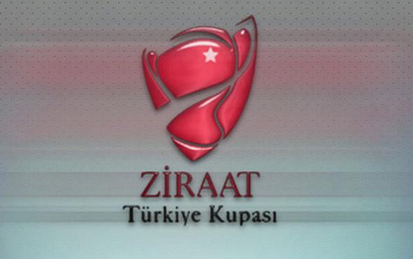 Türkiye Kupası'nda çeyrek final programı açıklandı