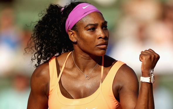 Serena Williams turnuvadan çekildi