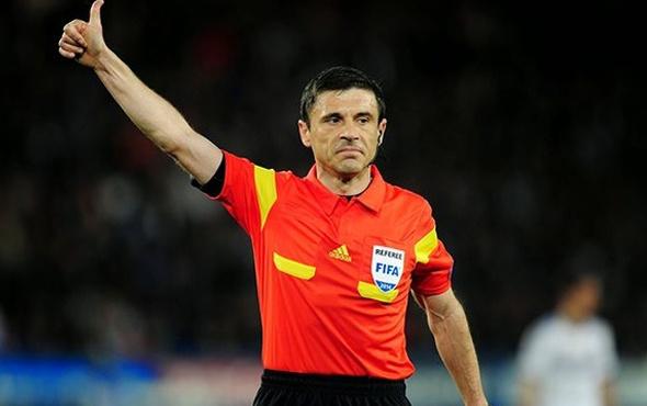 Beşiktaş Lyon maçına tanıdık hakem