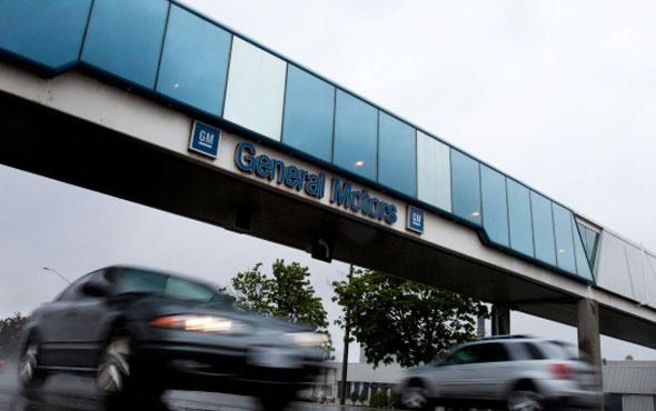 General Motors şokta fabrikalarına el konuldu