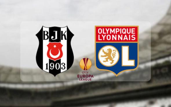 Beşiktaş Lyon maçı hangi kanalda saat kaçta şifresiz mi?