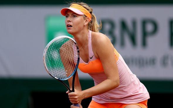 Maria Sharapova yarı finalde!