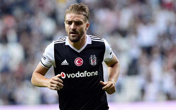 Galatasaray'da Caner Erkin alarmı