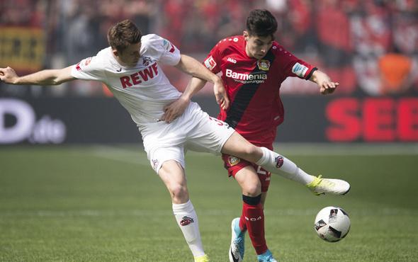 Bayer Leverkusen kümede kaldı! Bundesliga sonuçları