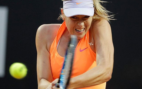 Maria Sharapova Fransa Açık vetosu