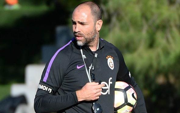 Galatasaray Osmanlıspor'a hazırlanıyor