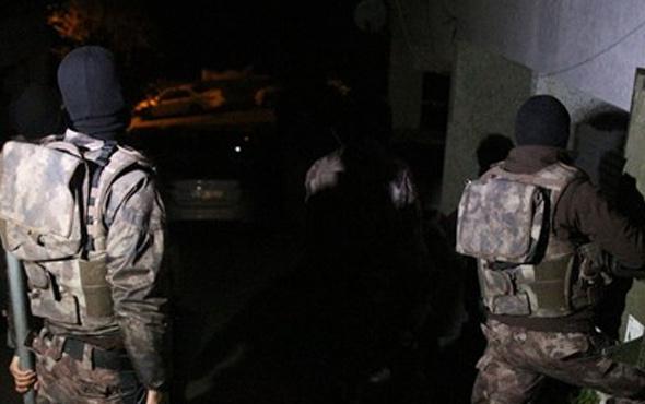 İstanbul'da 4 ilçede eş zamanlı DEAŞ operasyonu