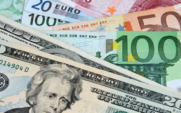 Dolar ve Euro çakıldı uzun zamandır böylesi olmamıştı!