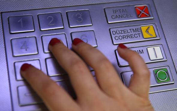 Yapı Kredi müşterileri ATM'ye dokunmadan para çekebilecek