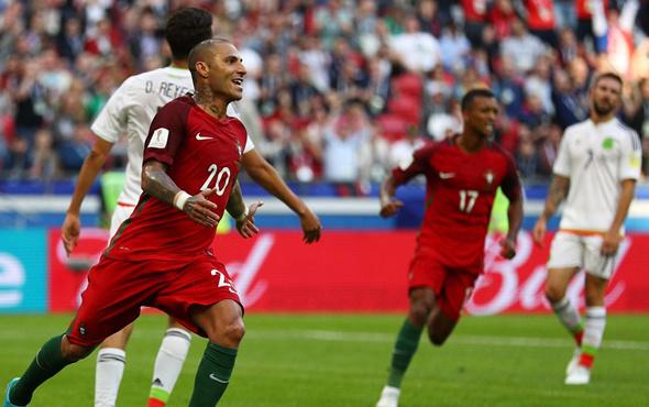 Portekiz ile Meksika'dan gol düellosu
