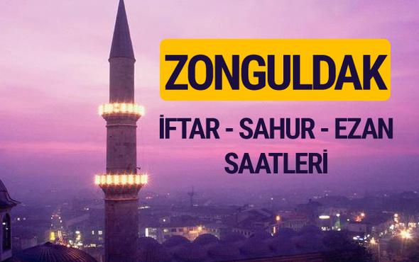 Zonguldak iftar saati imsak vakti ve ezan saatleri