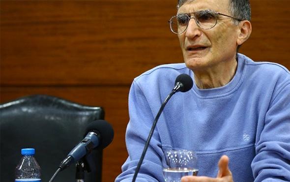 """Nobel ödüllü bilim insanı Aziz Sancar """"Enerjimizi boşa harcıyoruz"""""""