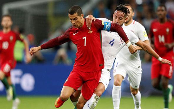 Finale yükselen ilk takım Şili oldu