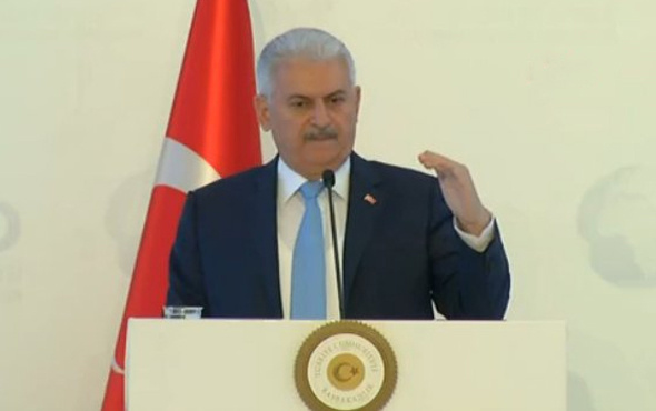 Başbakan Yıldırım'dan Londra açıklaması