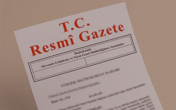 12 Temmuz 2017 Resmi Gazete haberleri atama kararları