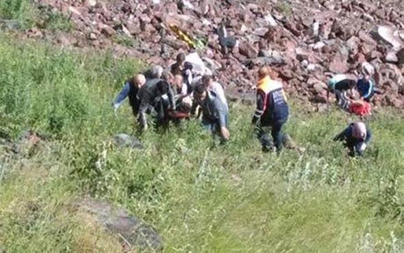 Artvin'deki feci kazada bir aile yok oldu