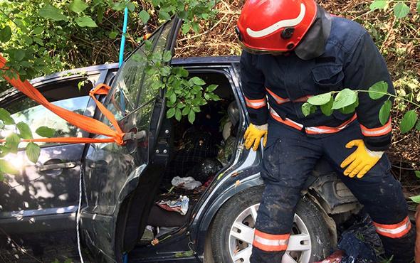 Sakarya'da trafik kazası: Ölü ve yaralılar var!