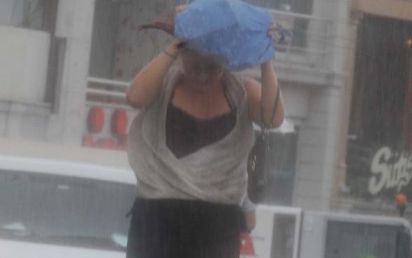 İstanbul saatlik hava durumu meteoroloji uyarısı