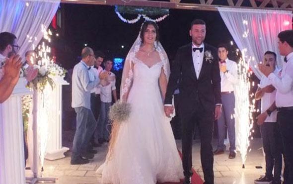 Fenerbahçeli basketbolcu Esra Ural evlendi