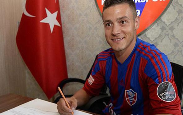 Karabükspor Torje ile anlaştı