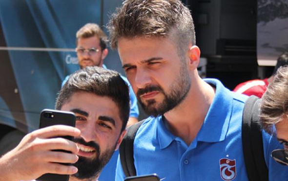 Trabzonspor Macaristan'a gitti