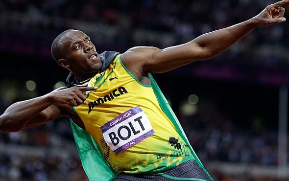 Gatlin'den Usain Bolt'a çağrı