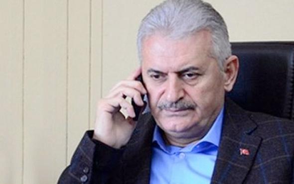 Başbakan Yıldırım Çipras ile telefonda görüştü
