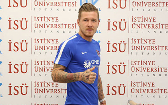 Trabzonspor transferi açıkladı