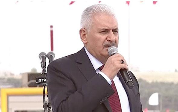 Yıldırım'dan 'adalet' isteyen Kılıçdaroğlu'na yanıt