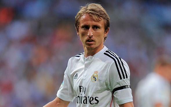 Real Madrid'de Luka Modric şoku!